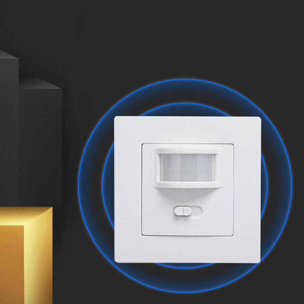 AC 220V Infrared PIR Motion Sensor Switch for LED Light Recessed ...