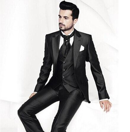 as De Meilleur 2018 Custom Cran Pictures Costumes Bouton Mariage Hommes As Made Un Smokings Pantalon Revers Groomsman veste Homme Marié Pictu Noir rRqvqYwnB