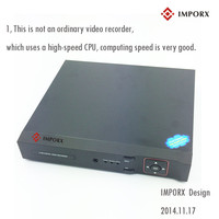 CCTV DVR 8 Channel 960H 25fps Realtime Recording Digital Video Recorder HDMI 8ch Playback P2P Icloud