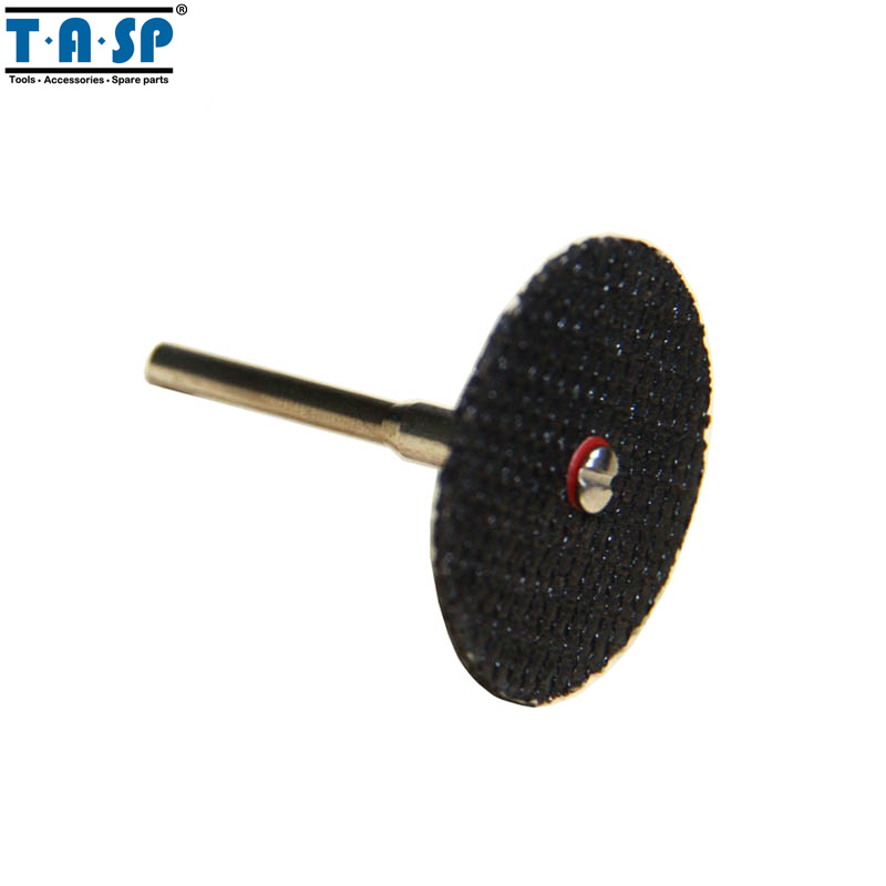 TASP 50pcs Disco di taglio rinforzato in fibra di vetro Set di mole - Utensili abrasivi - Fotografia 3