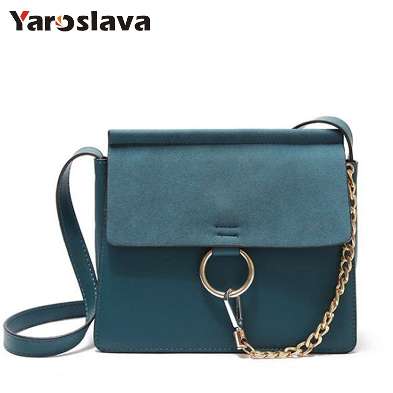 2018 New Hot Style famous brand high quality Crossbody Bag women Shoulder bag messenger Chain Puzzle Ring bags for women  LL473 candy color women shoulder bag famous brand messenger bags mini crossbody bags for women japan korean high quality design xh209