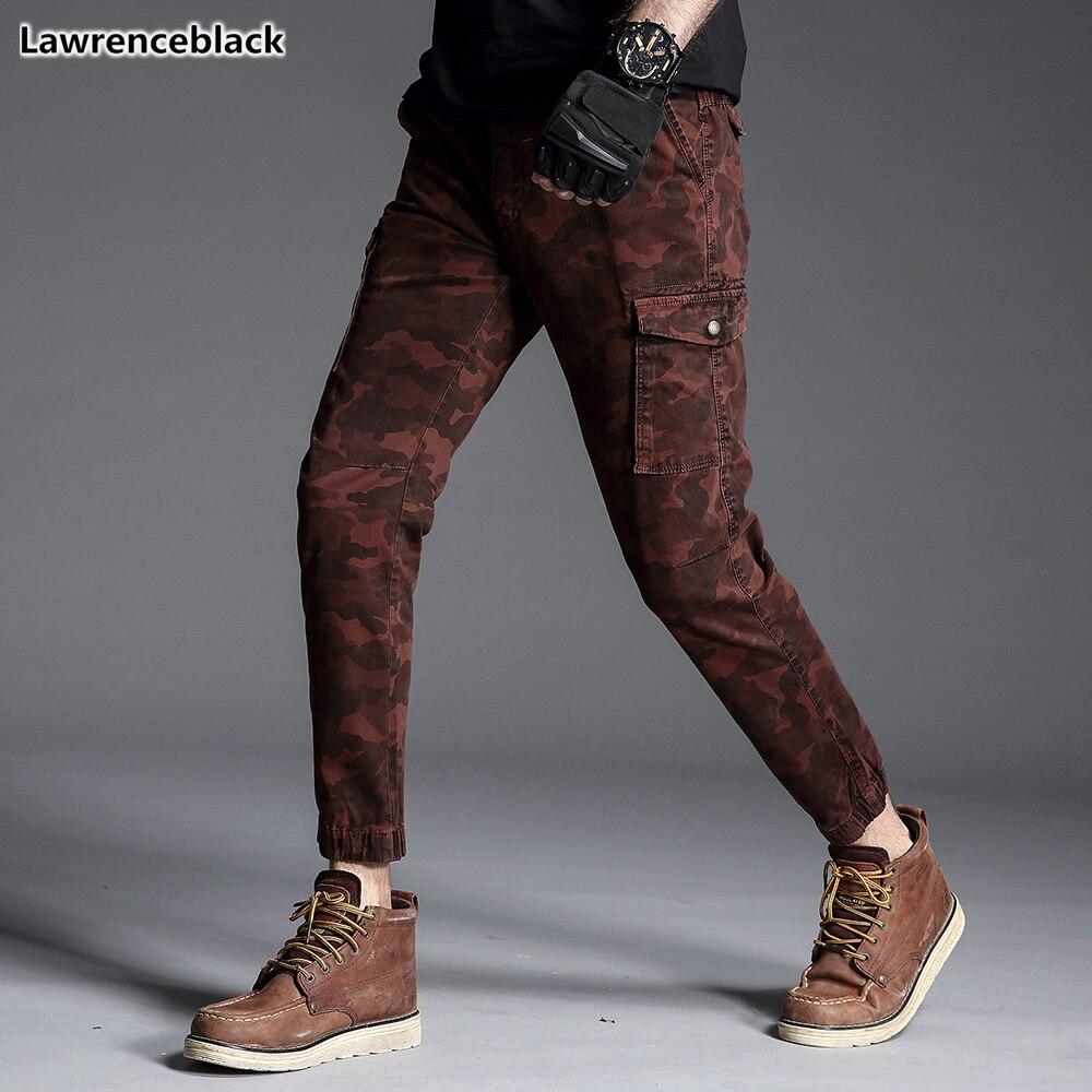 Jungen Kleidung Ausdrucksvoll Männer Hosen Mode 2019 Baumwolle Cargo Hosen Militärischen Stil Camouflage Jogginghose Für Männlichen Pantalon Homme Hüfte Hop Oberbekleidung 1678 Hohe Belastbarkeit