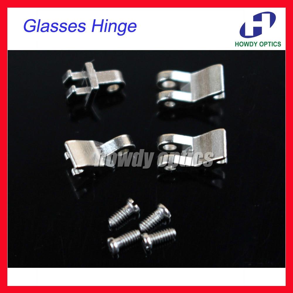 Repairing-Accessories Glasses Screws Hinge Optical-Spectacle Plastic Copper