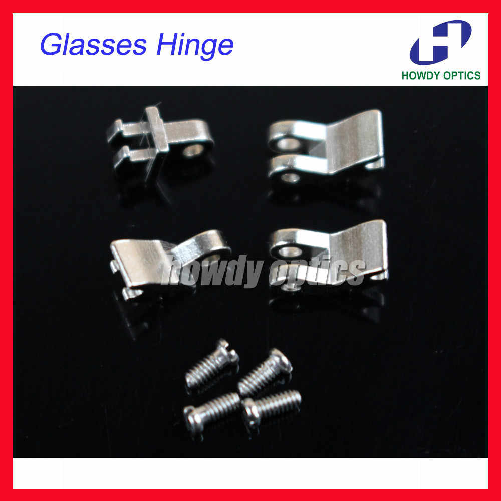 Optical Spectacle Copper Eyewear Glasses Eyeglasses Hinge Screws Plastic Glasses Repairing Accessories