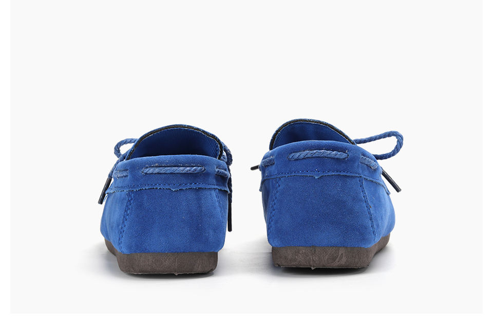 Moccasin womens four colors autumn soft brand top quality fashion suede casual loafers #WX810401 85