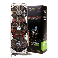 Colorful IGame NVIDIA GeForce GTX 1070 Ti Top Graphics Card 256bit 8GB GDDR5 Support 7680 X
