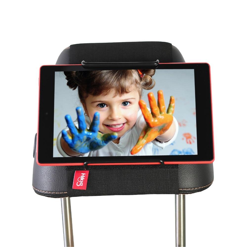 Soporte para Tablet y Tablet PC para reposacabezas de coche soporte para Apple iPad, iPad mini, Air, Pro y Samsung Galaxy Tab