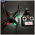 Leo rc novo design fpv 2.4 ghz 4ch rc drone com câmera wi-fi & auto hover high limit