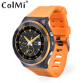 ColMi Smart Watch VS104 OS Android 5.1 Support 3G WIFI GPS Heart Rate Monitor Push Message Phone Call Pedometer Smart Watch