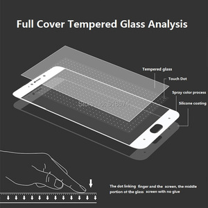 Image 3 - 21D מלא דבק מזג זכוכית עבור Tecno פנטום 9 9H מלא מסך כיסוי מסך מגן סרט עבור Tecno פנטום 9