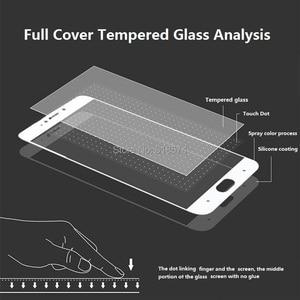 Image 3 - 21D cristal templado de pegamento completo para Tecno Phantom 9 9H cubierta de pantalla completa película protectora de pantalla para Tecno Phantom 9