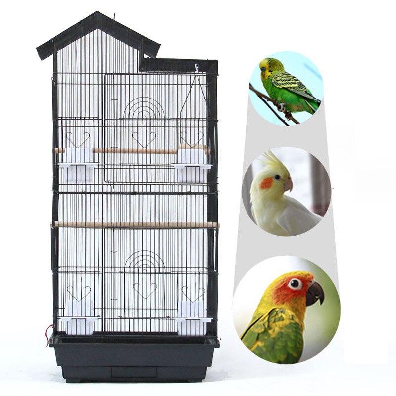 Cage à oiseaux perroquet 39