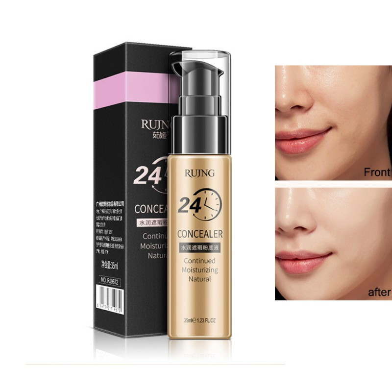 PHOERA Face Liquid Primer Facial Primer Matte Makeup Base