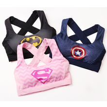 new Sexy Sports Bra for Women Running Fitness Athletic Vest Popular Sport Bra Hollow Out Yoga Top