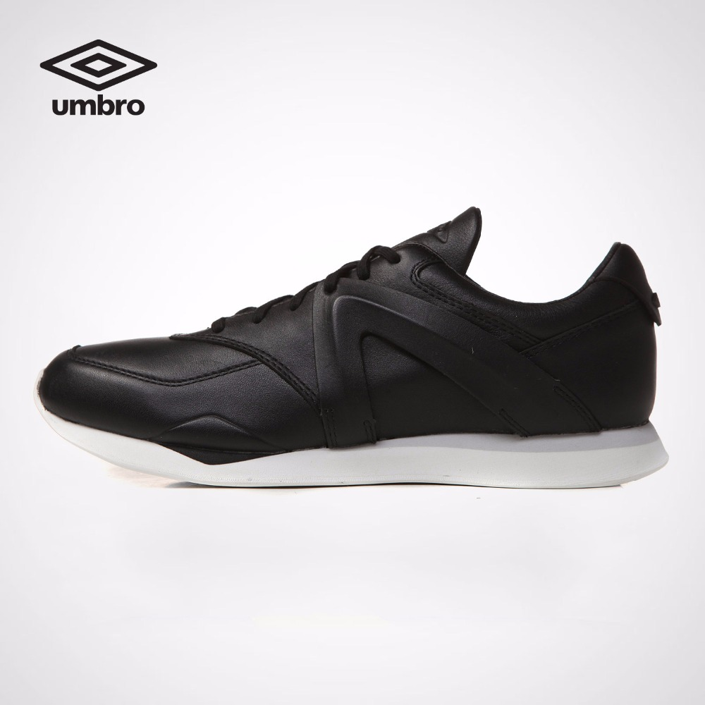 Umbro Men s 2017 Running Shoes Cowhide Genuine Leather Sports Running Shoes For Men s Fitness