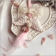 Крылья ангела, глиняные формы, силиконовая форма для украшения торта, ароматическая пипсум, силиконовая форма для помадки, форма для торта