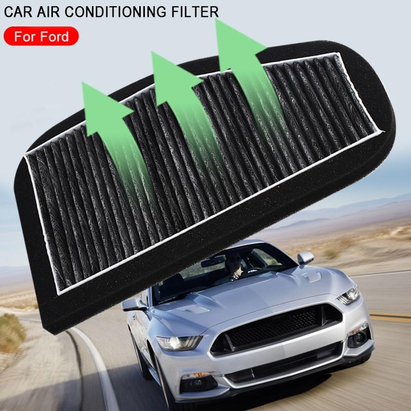 8L8Z19N619B углеродное волокно Авто воздушный фильтр для воздуха фильтр высокого качества запчасти для двигателей автомобильные аксессуары анти-Пыльца пыль автомобильный воздушный фильтр