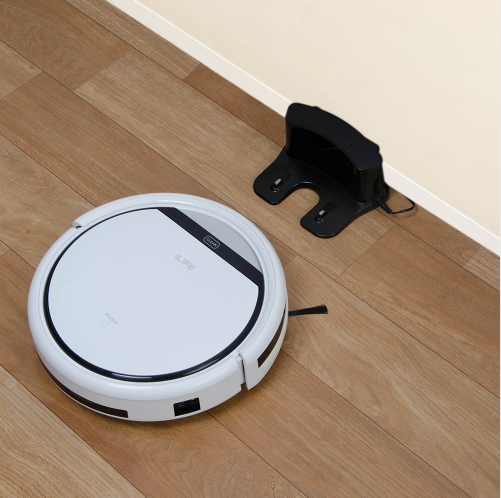 ILIFE V3s Pro Robot Vacuum Cleaner Home Household Professional Sweeping Machine for Pet hair Anti Collision Automatic Recharge - 5