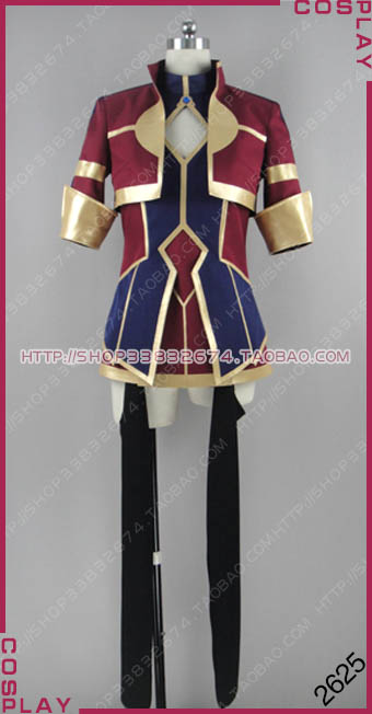 Re: créateurs Selejia Yupitiria Costume Cosplay S002