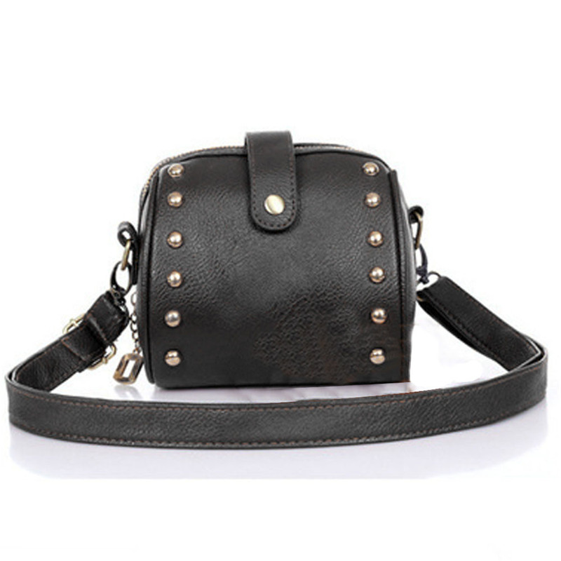 Vintage Women Leather Handbag Tote Trendy Shoulder Bags Messenger Bag Fashion Ladies Cross body bag Bolsos Mujer women vintage handbags ladies tote cross body shoulder messenger england