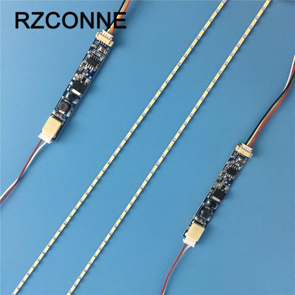 19 дюймов шириной 417x2,0 мм ЖК-дисплей ноутбука Dimable светодиодный Подсветка лампы регулируется обновление комплект Газа + доска 9 -25 В Вход 2 комп...