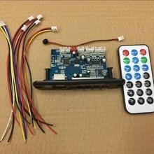 Умная электроника USB TF беспроводной Bluetooth, WMA, APE, FLAC, WAV декодер доска 12 В автомобиля беспроводной аудио Bluetooth громкой связи модуль