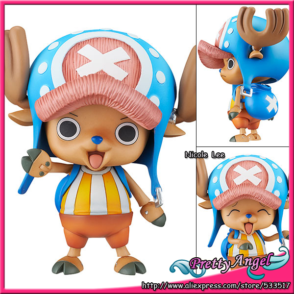 PrettyAngel - Genuine Megahouse Variable Action Heroes One Piece Tony Tony Chopper Action Figure prettyangel genuine megahouse variable action heroes one piece dracule mihawk action figure