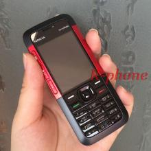 Мобильный телефон Nokia 5310 XpressMusic отремонтированные разблокированные сотовые телефоны с клавиатурой на английском, арабском и русском языках