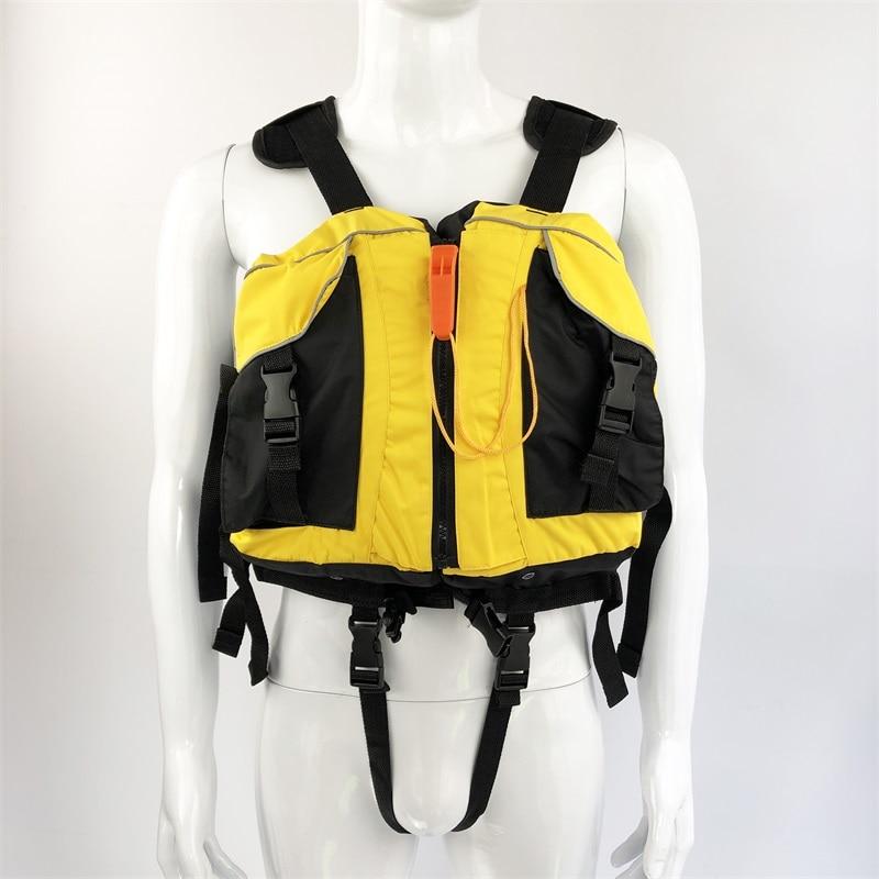 life vest  life jacket likfejackets Canoeing Canoe Kayaking Ocean Boats Rubber Boats Surfing  EPE inside Survival Jackets 0.6kg