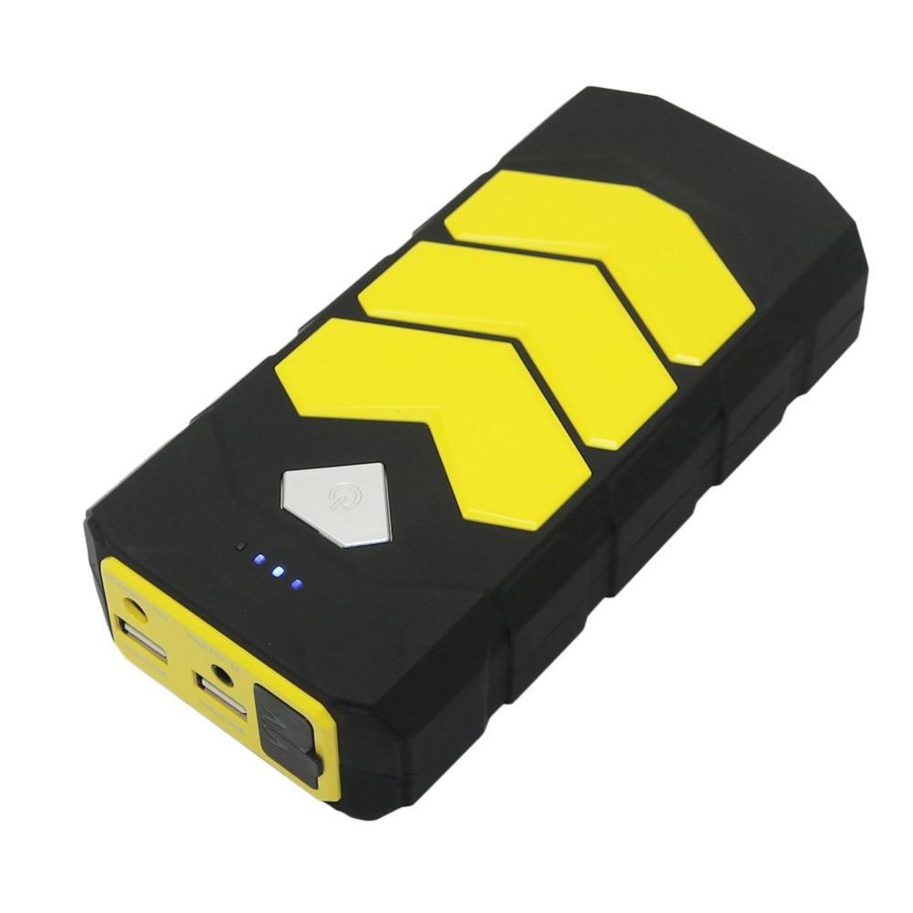 7500 mAh multifonctionnel Portable batterie de secours 12 V chargeur voiture démarreur Booster dispositif de démarrage batterie haute capacité