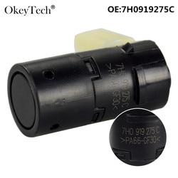 OkeyTech wysokiej jakości 7H0919275C czujnik parkowania PDC dla AUDI A6 S6 4B 4F A8 S8 A4 S4 dla VWw T5 polo Skoda Octavia|Czujniki parkowania|   -