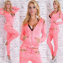 two piece set tracksuit