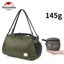 NatureHike New Waterproof Men Sport Bags Ultra-light Outdoor Hiking Traveling Bags Bolsa Large Capacity Foldable Men's bolsos