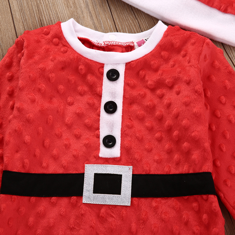 Christmas Newborn Baby Boys And Girls Clothes