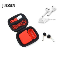 New Accessories Sets Anti-lost Silicone Holder for AirPods Portable Anti-lost Strap Cord Silicone Protective Eartips for Airpods