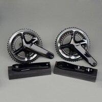 Bicycle Crank Chain Wheel Road Bike Crank set Alloy Aluminum XCADEY Bicycle Crank Power Meter 5800 6800 9000 for Bicycle