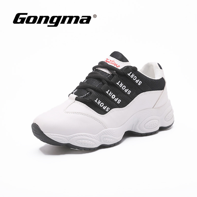 New Womens Sport Running Shos Anti-Slippery Sole Lady Walking Shoes Comfortable Breathable Women's Athletic Shoes Size EU 35-40