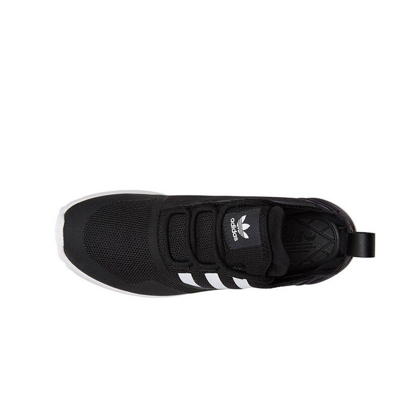 Original New Arrival 2017 Adidas Originals ZX FLUX Womens Skateboarding Shoes Sneakers
