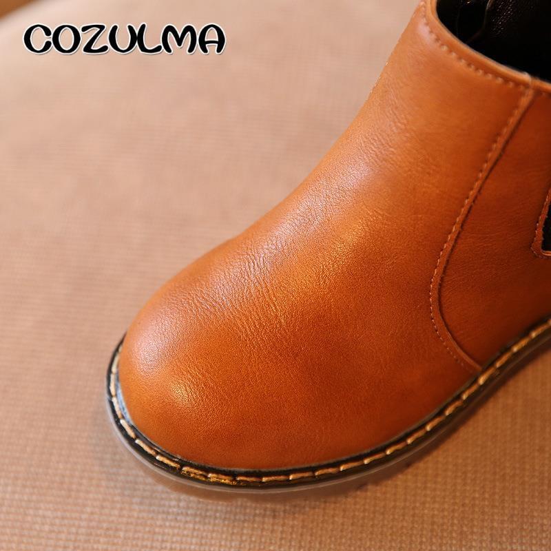 COZULMA Chicos Chicas Botas Invierno Primavera Chicos Chicas Martin - Zapatos de niños - foto 6