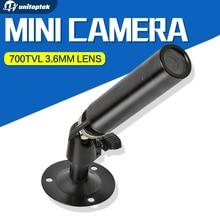 Super Mini Bullet CCTV Camera Outdoor Genuine Sony EFFIO-E 700TVL 3.6mm Lens Waterproof Security Mini Camera For 960H CCTV DVR