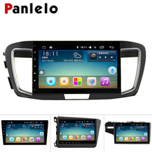 Panlelo For Honda Android Autoradio Quad Core 10/9 inch with Bluetooth Wifi Accord 2003 2007 Navigation Civic CRV