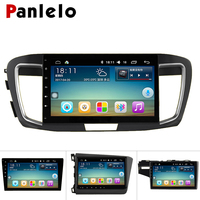 Panlelo For Honda Android Autoradio Quad Core 10/9 inch with Bluetooth Wifi For Honda Accord 2003 2007 Navigation For Civic CRV