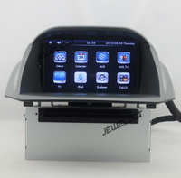 Car DVD GPS radio Navigation for Ford Fiesta 2009 2012 with Bluetooth Ipod 3G 1080P CDC