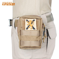 CS Force 1000D Molle Tactical Sundries Bag Paintball Accessory Drop Pouch Army Military Utility EDC Hunting