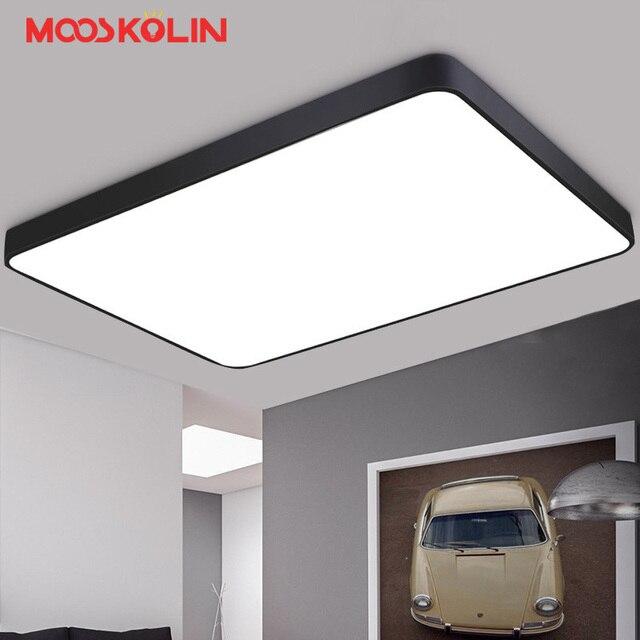 Modern Led Square Ceiling Light For Living Room Bedroom Kitchen Balcony Decorate Plafon