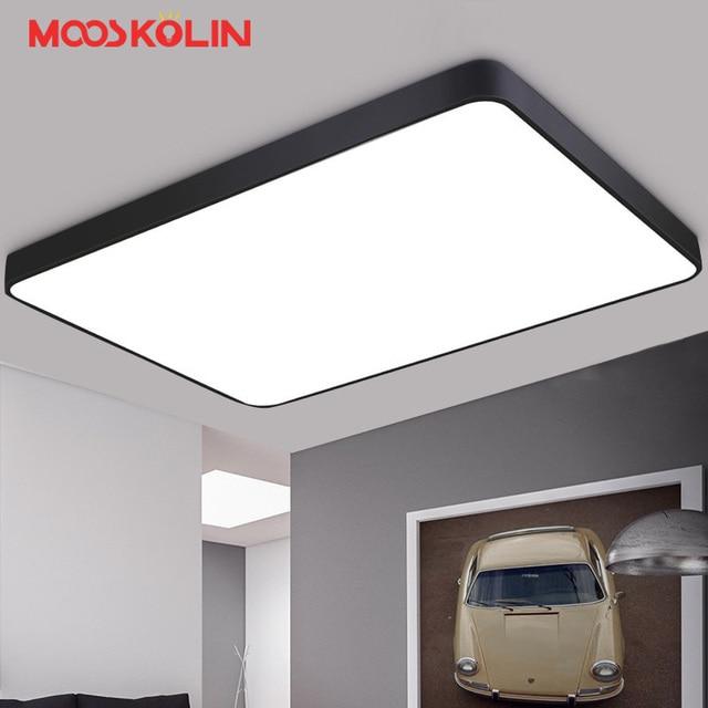 Moderne LED Carré plafonnier Pour salon Chambre Cuisine Balcon Led