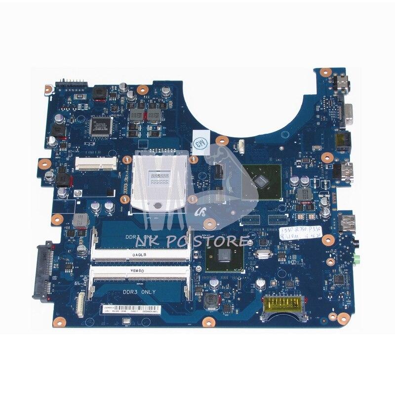 все цены на  Main Board For Samsung R780 R728 Laptop Motherboard HM55 GeForce GT310M DDR3 BA92-06515A BA92-06515B BA41-01174A  онлайн