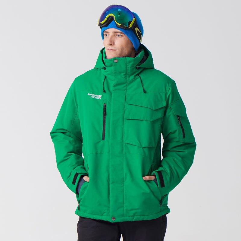 Jaqueta de Snowboard Esportes 4 Cores 5 Tamanhos