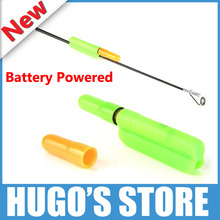 2 Piece 2014 New Patent Night Fishing Glow Luminous Electronic Stick Fishing Pole Lighting Alarm Fishing