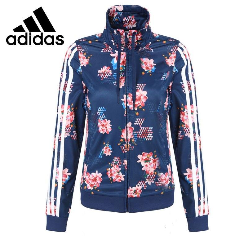 Original New Arrival Adidas Adidas NEO Label W FR AOP TT Women s jacket Sportswear